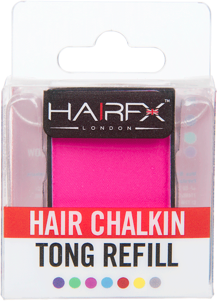 Pro Tong Replacement Head - Hot Pink