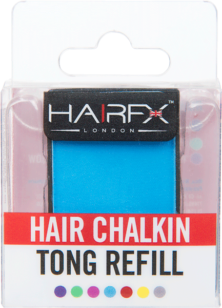 Pro Tong Replacement Head - Jazzy Blue