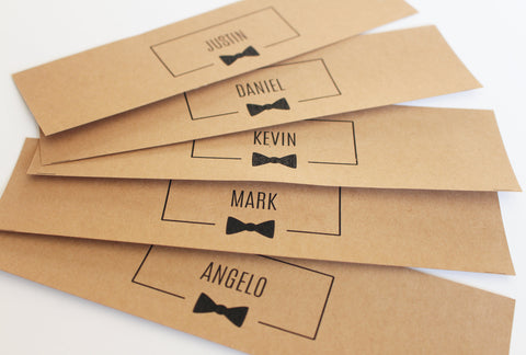 Personalized Sock Labels