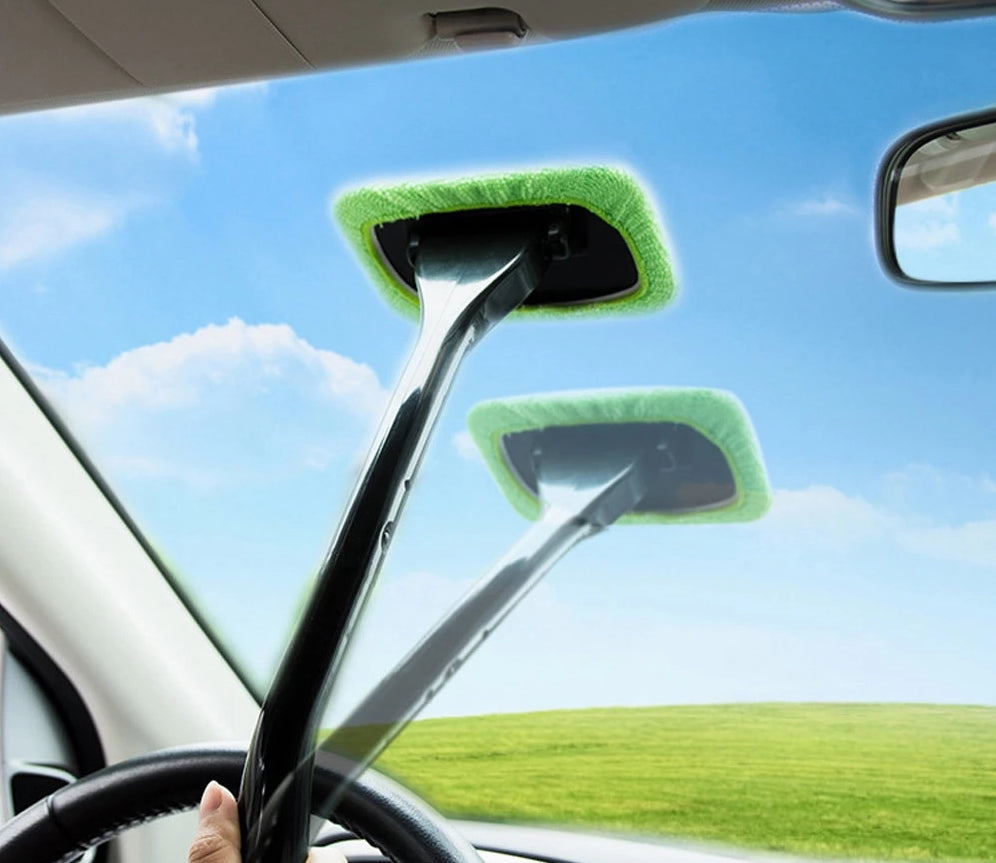 Auto Window Cleaner Car