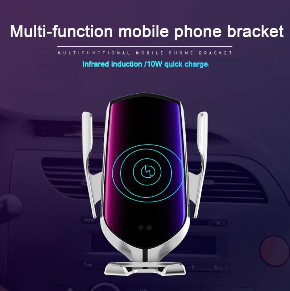 Premium Wireless Car Charger Mount
