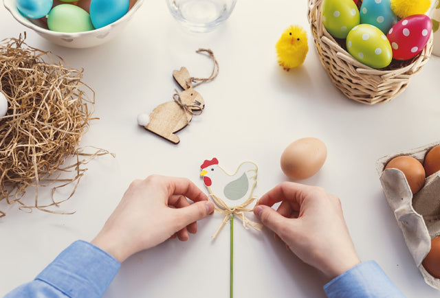 5 Ideas for Celebrating Easter, Even When You Can't Go Out