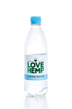 Love Hemp CBD Water - Love Hemp UK