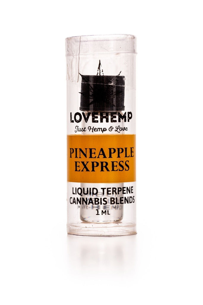 Love Hemp Liquid CBD Terpenes - Love Hemp UK