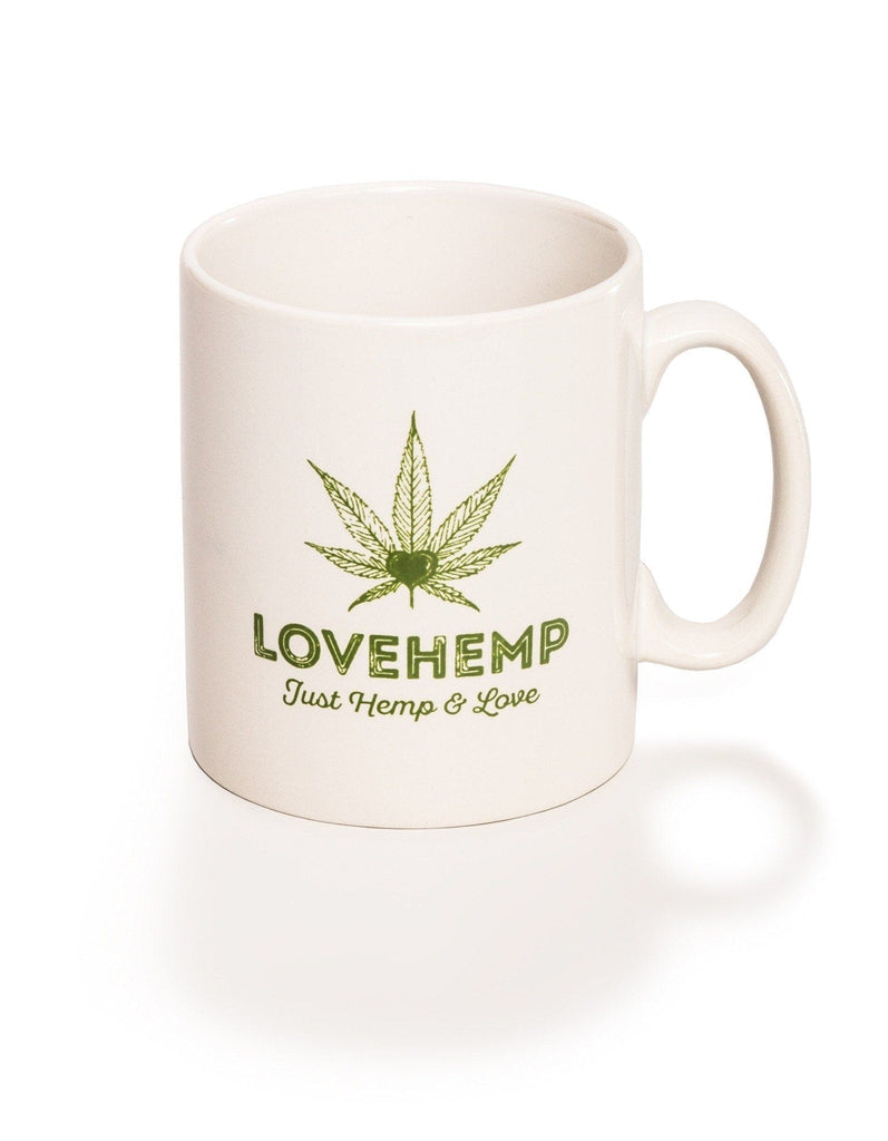 Love Hemp Exclusive Mugs - Love Hemp UK