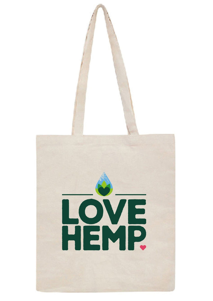 Love Hemp Tote Bag - Love Hemp UK