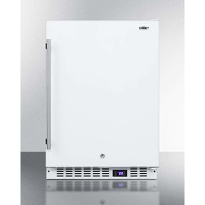 "Summit 18"" Built-In All-Freezer, ADA Compliant SCFF52W - Bennet Hill"