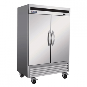 IKON IB54F Double Solid Door Reach-In Freezer - Bottom Mount - Bennet Hill