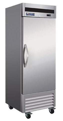"Ikon IB27F - 26"" Single Door Freezer - 17 Cu. Ft. - Bennet Hill"