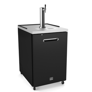 Kelvinator REFRIGERATION EQUIPMENT BEER DISPENSER WITH 1 DOOR AND 1 BEER COLUMN (R600A) - Bennet Hill