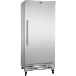 Kelvinator REFRIGERATION EQUIPMENT REACH-IN FREEZER, 18 CU.FT - STAINLESS STEEL - Bennet Hill