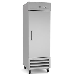 Kelvinator REFRIGERATION EQUIPMENT REACH-IN FREEZER, 1 DOOR, 23 CU.FT - STAINLESS STEEL (R290) - Bennet Hill