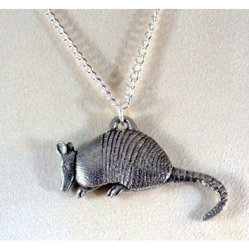 Armadillo Necklace 1356 - celtic-mink-jewelry
