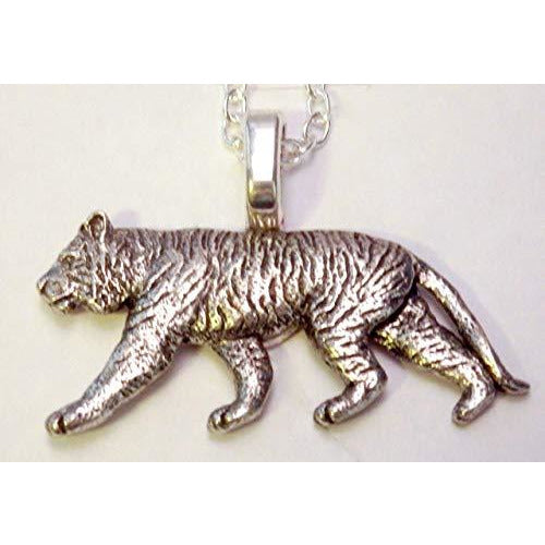 Tiger Necklace 1363 - celtic-mink-jewelry