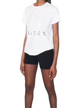 The Girls Graphic Tee - nineth closet