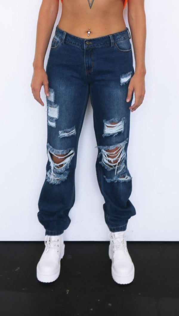 BOY-Friend Jeans - nineth closet