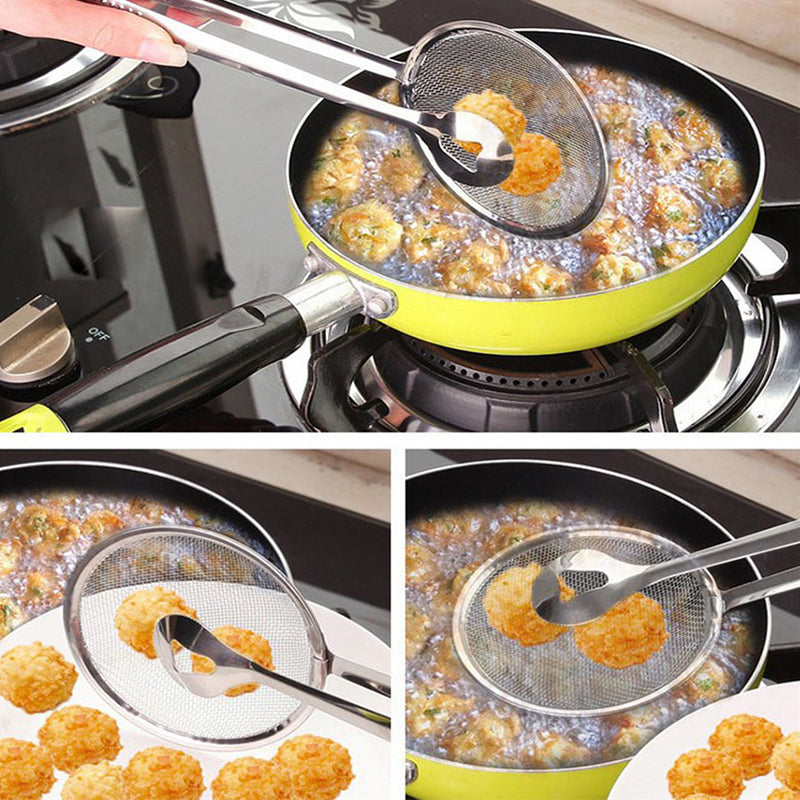 2 in 1 Fried Food Colander