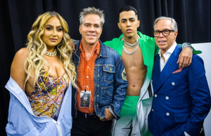 Andy Hilfiger Taps Latin Artists to Walk Artistix Show