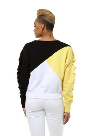 Artistix Colorblock Sweatshirt