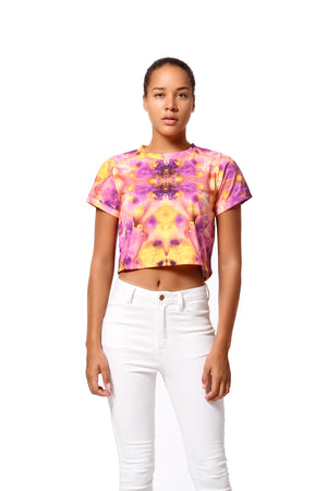 Sierra Cropped T-Shirt