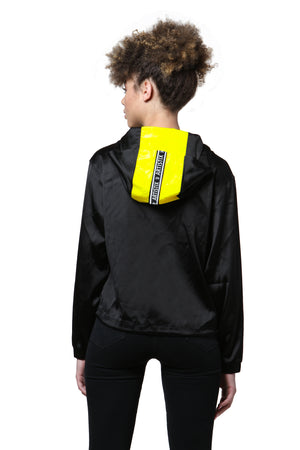 Colorblock Pullover Track Jacket