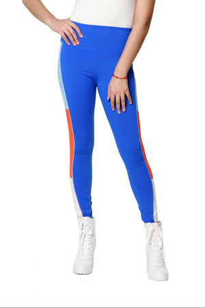 Ombre Panel Leggings