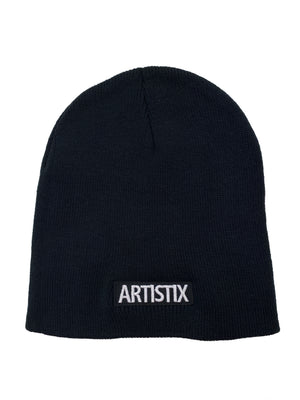 "Block Logo 8"" Embroidered Beanie"
