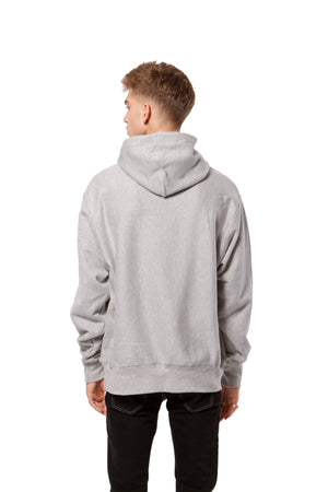 Harmony New York Hoodie - Heather Gray