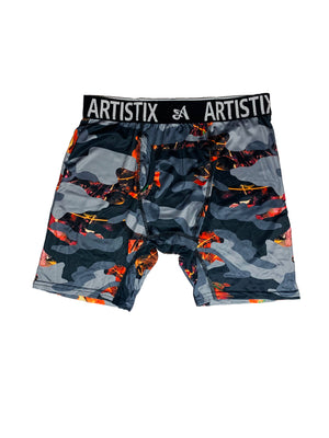 Men's Camo Active Boxer Brief - 3-Pack