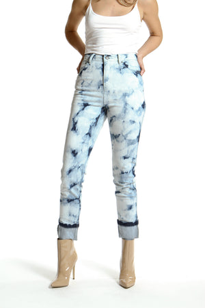 Cloud Wash Denim