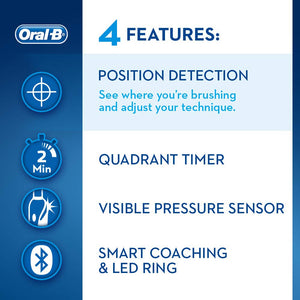 Oral-B Genius 8000 CrossAction Electric Toothbrush