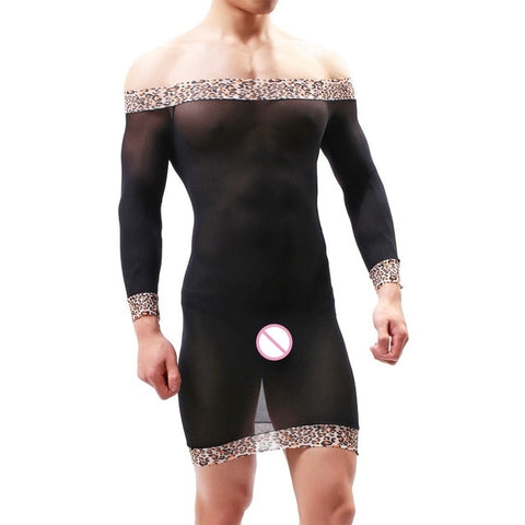 Lingerie Bodystocking for Men - Fetish Shop USA
