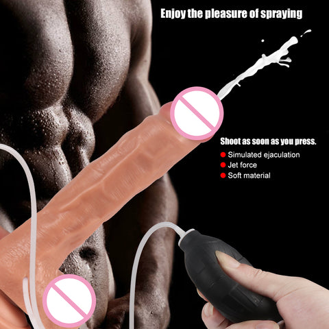 Squirting Dildo - Fetish Shop USA