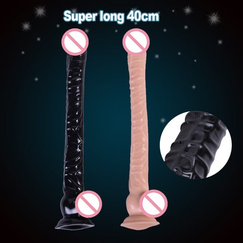 Super Long 40cm Dildo - Fetish Shop USA