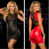 Sexy Mini Dress - Fetish Shop USA