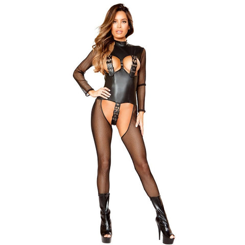 Black Erotic Lingerie For Women - Fetish Shop USA