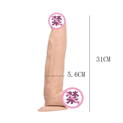 31X5.6 CM big Dildo - Fetish Shop USA