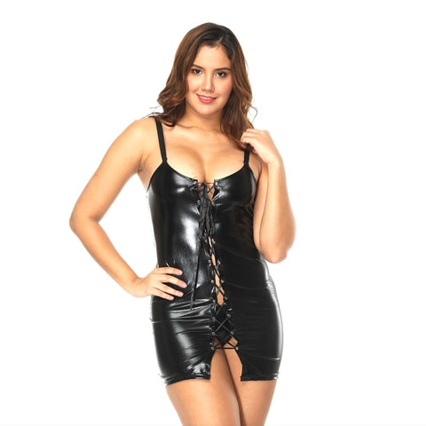 Mini Dress - plus size - Fetish Shop USA