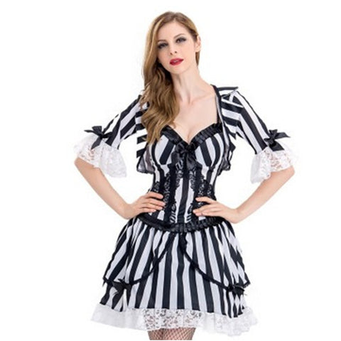 S-XL Sexy Cosplay Costume dress - Fetish Shop USA