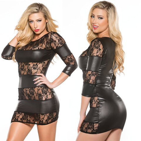 Women Sexy Dress - Fetish Shop USA