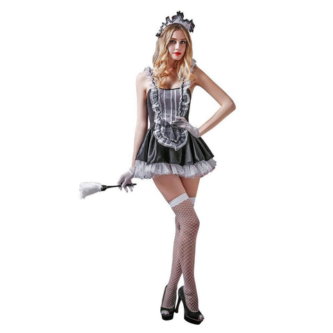 Sexy French Maid Costume - Fetish Shop USA