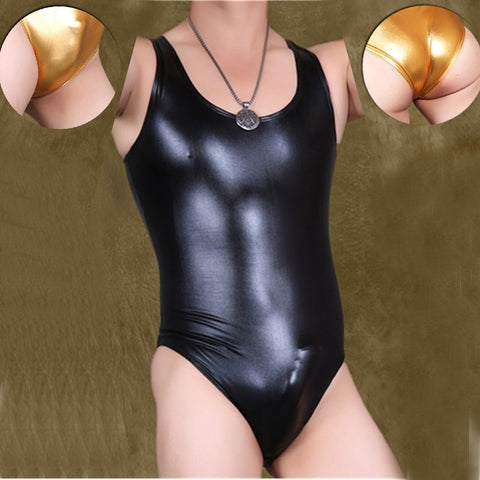 Sexy Shiny Bodysuit - Fetish Shop USA