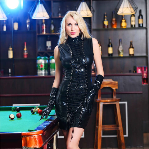 Latex Dress - Fetish Shop USA