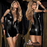 New Sexy Fetish  Mini Dress - Fetish Shop USA