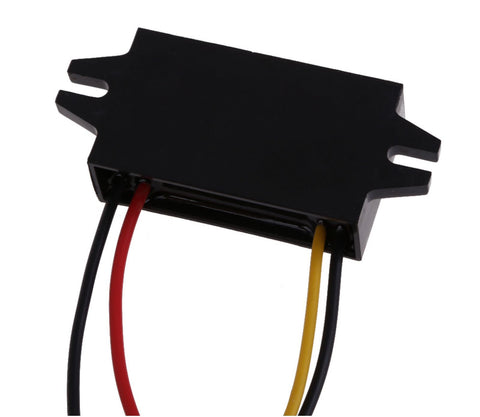 12V to 5V Car/LED DC Converter - 3amps