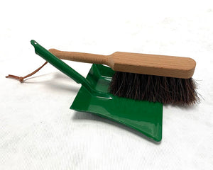 Table Top Dustpan and Brush