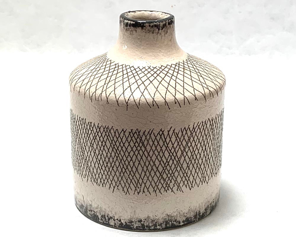 Etched Pot