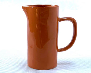 Ideal Milk Jug Orange