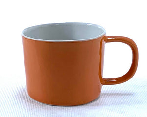 Perfect Coffee Mug Orange