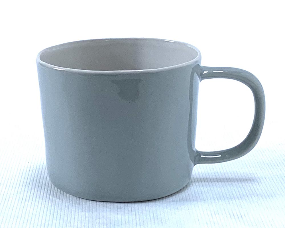 Perfect Coffee Mug Pale Blue
